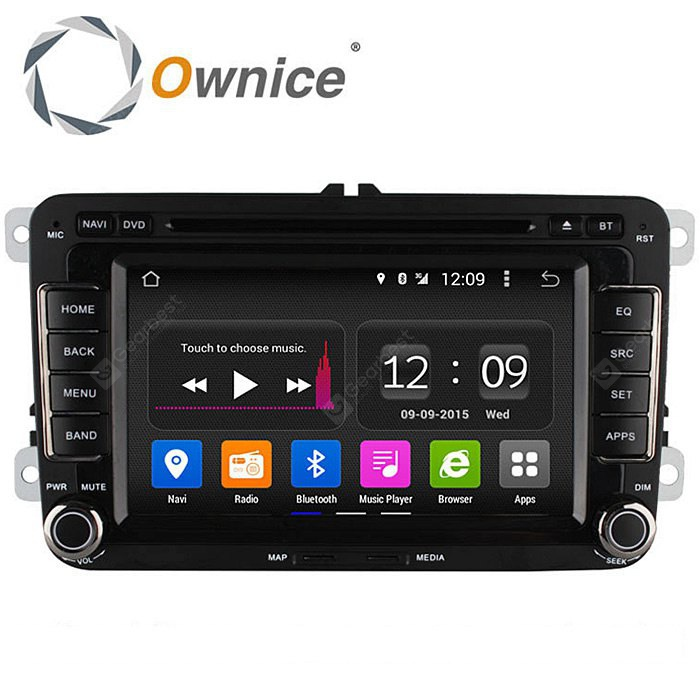 Ownice C180-OL-7991A Android 4.4.2 7.0 inch Car GPS DVD Multi-Media Player