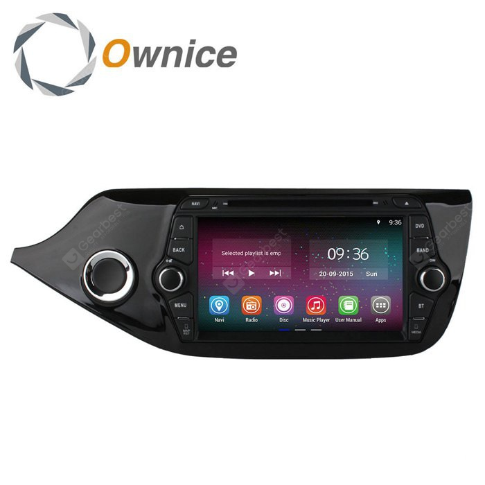 Ownice C200-OL-8733A Android 4.4.2 8.0 inch Car GPS DVD Multi-Media Player