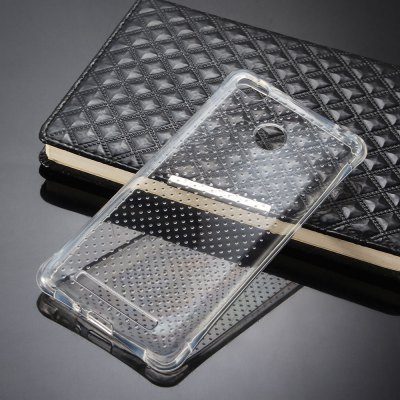 TPU Soft Protective Cover Case for Xiaomi Redmi 3 / 3SCases &amp; Leather<br>TPU Soft Protective Cover Case for Xiaomi Redmi 3 / 3S<br><br>Color: Transparent<br>Features: Anti-knock, Button Protector, Back Cover<br>Material: TPU<br>Package Contents: 1 x Case<br>Package size (L x W x H): 20.20 x 10.30 x 2.00 cm / 7.95 x 4.06 x 0.79 inches<br>Package weight: 0.0530 kg<br>Product Size(L x W x H): 14.40 x 7.50 x 0.90 cm / 5.67 x 2.95 x 0.35 inches<br>Product weight: 0.0150 kg<br>Style: Round Dots, Transparent