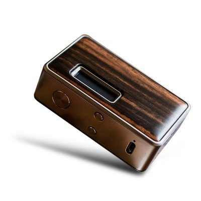 Gearbest Original Lost Vape Epetite DNA60 Mod - WOOD COLOR