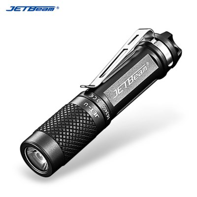 Jetbeam JET - u LED-Taschenlampe, AAA-Batterie