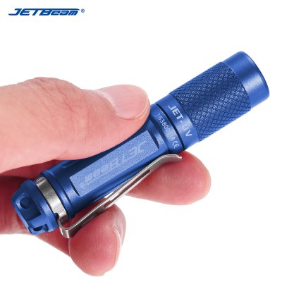 JETBeam JET-UV Flashlight