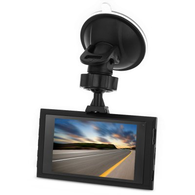 A8 1080P Full HD 170 Degree Car DVR Recorder Camera