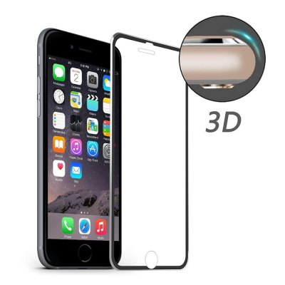 Hat - Prince Tempered Glass Protective Film for iPhone 7