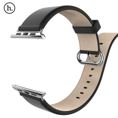 HOCO Classic Genuine Leather Watch Band Strap for iWatch 42mm