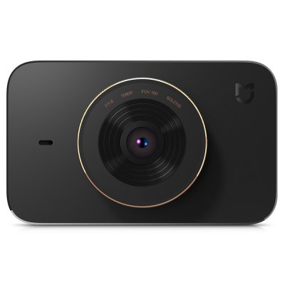 Prevente-Xiaomi mijia Car DVR Camera - BLACK