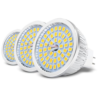 3pcs SZFC MR16 4W 48 x SMD 2835 460LM LED Spot Light