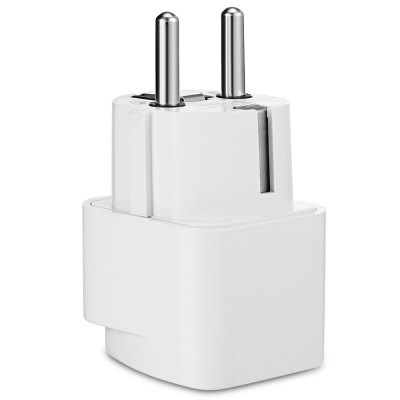 EU Plug 2 Feet Standard Travel Adapter Portable Charger Power AdapterChargers &amp; Cables<br>EU Plug 2 Feet Standard Travel Adapter Portable Charger Power Adapter<br><br>Mainly Compatible with: Universal<br>Package Contents: 1 x Travel Adapter<br>Package size (L x W x H): 7.70 x 4.70 x 4.60 cm / 3.03 x 1.85 x 1.81 inches<br>Package weight: 0.0370 kg<br>Product size (L x W x H): 6.70 x 3.70 x 3.60 cm / 2.64 x 1.46 x 1.42 inches<br>Product weight: 0.0270 kg<br>Type: Wall Charger