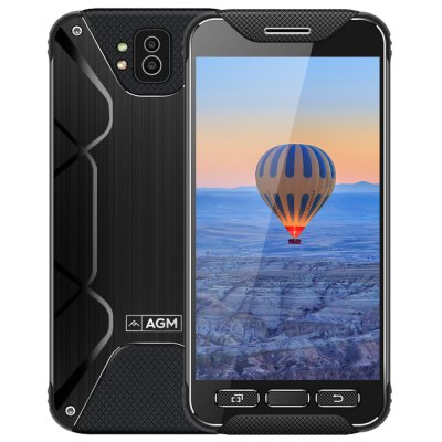 AGM X2 Pro 4G Phablet 5.5 inch Screen Android 7.0