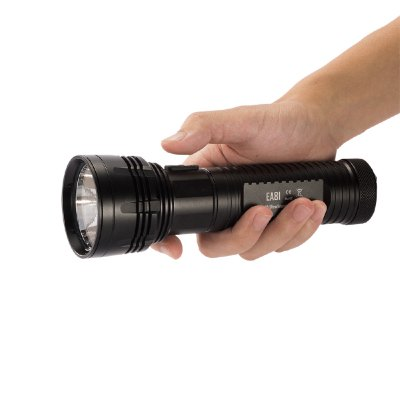 Nitecore EA81 LED Search LightLED Flashlights<br>Nitecore EA81 LED Search Light<br><br>Battery Included or Not: No<br>Battery Quantity: 8<br>Battery Type: AA<br>Beam Distance: 400-500m<br>Body Material: Aerospace-grade Aluminum Alloy<br>Brand: Nitecore<br>Color Temperature: 4000-4500K<br>Emitters: Cree XHP50<br>Emitters Quantity: 1<br>Feature: Waterproof, Tail Stand, Reverse Polarity Protection, Power Indicator, Overheating Protection, Lanyard<br>Flashlight Processing Technology: Aerospace Grade Aluminum Body with Anti Scratching Type III Hard Anodization<br>Flashlight size: Full Size<br>Flashlight Type: Handheld<br>Function: Walking, Seeking Survival, Search, Rescue, Night Riding, Hunting, Household Use, Hiking, Exploring, Camping, EDC<br>Impact Resistance: 1.5M<br>Lens: Toughened Ultra-clear Glass Lens with Anti-reflective Coating<br>Light color: Neutral White<br>Light Modes: High,Location beacon,Low,Mid,SOS,Strobe,Turbo,Ultra low<br>Lumens Range: &gt;2000 Lumens<br>Luminous Flux: 2150Lm<br>Luminous Intensity: 53300cd<br>Mode: 8 (Turbo; High; Middle; Low; Micro; SOS; Strobe Mode; Location Beacon)<br>Model: EA81<br>Package Contents: 1 x Nitecore EA81 LED Flashlight, 1 x Holster, 1 x Lanyard, 1 x Spare O-ring<br>Package size (L x W x H): 24.00 x 11.00 x 7.50 cm / 9.45 x 4.33 x 2.95 inches<br>Package weight: 0.4650 kg<br>Power Source: Battery<br>Product size (L x W x H): 19.30 x 6.00 x 6.00 cm / 7.6 x 2.36 x 2.36 inches<br>Product weight: 0.2820 kg<br>Reflector: Aluminum Textured Orange Peel Reflector<br>Switch Location: Side Switch<br>Waterproof Standard: IPX-8 Standard Waterproof (Underwater 2m)
