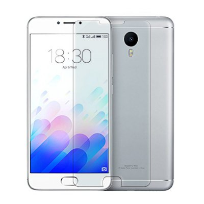 TOCHIC Tempered Glass Screen Protector for Meizu M3 Note 178390101