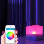 Revogi Smart Bluetooth LED Candle Light Mood Lamp