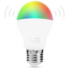 Milight E27 6W 2.4Ghz Wireless RGBW Dimming LED Bulb AC 86 - 265V