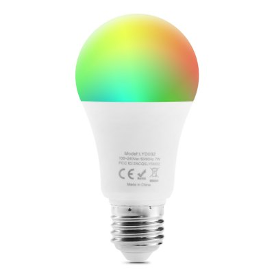 Lumiere LYD002 RGBW E27 LED Smart Bulb 16 Million Colors Call Reminder