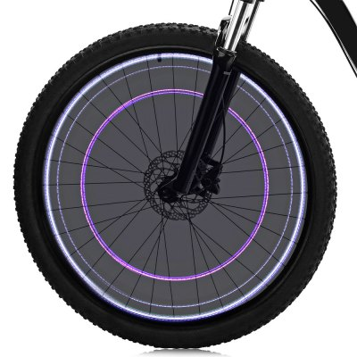 LEADBIKE A01 2 Modes 20 LED Charging Bicycle Spoke Light