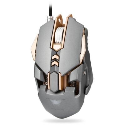 Combaterwing CW30 USB Gaming MouseMouse<br>Combaterwing CW30 USB Gaming Mouse<br><br>Brand: Combaterwing<br>Cable Length (m): 1.7m<br>Coding Supported: Yes<br>Color: Black,Gray,White<br>Connection: Wired<br>Connection Type: USB Wired<br>DPI Adjustment: Support<br>Features: Gaming<br>Interface: USB 2.0<br>Material: ABS<br>Model: CW30<br>Mouse Macro Express Supported: Yes<br>Package Contents: 1 x Combaterwing CW30 USB Wired Gaming Mouse, 1 x Multilingual Manual<br>Package size (L x W x H): 15.60 x 9.70 x 7.20 cm / 6.14 x 3.82 x 2.83 inches<br>Package weight: 0.3200 kg<br>Power Supply: USB Port<br>Product size (L x W x H): 13.00 x 8.00 x 4.00 cm / 5.12 x 3.15 x 1.57 inches<br>Product weight: 0.1800 kg<br>Resolution: 1200DPI,1600DPI,2400DPI,3200DPI<br>System support: Windows Vista, Windows XP, IOS, Android, Mac OS, Windows NT, Windows ME, Nintendo, Windows, Windows 10, Windows 2000, Windows 2003, Windows 7, Linux, Windows 8, Windows 95, Windows 98, Windows 98SE<br>Type: Mouse