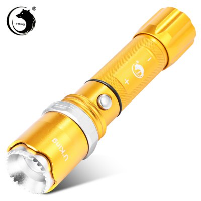 UKing ZQ - X940 Adjustable Rechargeable 1000 Lumens Flashlight