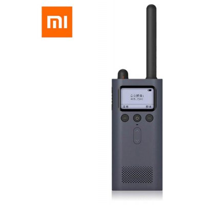 Xiaomi MJDJJ01FY Bluetooth 4.0 Walkie Talkie with FM Radio