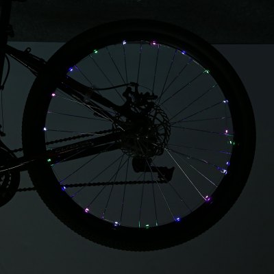LEADBIKE A01 2 Modes 20 LED Charging Bicycle Spoke LightBike Lights<br>LEADBIKE A01 2 Modes 20 LED Charging Bicycle Spoke Light<br><br>Brand: LEADBIKE<br>Features: Waterproof, Easy to Install<br>LED Quantity: 20<br>Package Contents: 1 x LEADBIKE Bicycle Spoke Light, 3 x AA Battery, 1 x Anti-slip Pad<br>Package Dimension: 16.00 x 12.00 x 6.00 cm / 6.3 x 4.72 x 2.36 inches<br>Placement: Spoke<br>Product Dimension: 3.20 x 3.70 x 8.00 cm / 1.26 x 1.46 x 3.15 inches<br>Product weight: 0.0600 kg<br>Suitable for: Mountain Bicycle, Touring Bicycle, Cross-Country Cycling, Fixed Gear Bicycle, Road Bike<br>Type: Spoke Light
