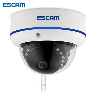 ESCAM Speed QD800WiFi 1080P FHD H.264 IP Dome Camera