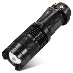 SK68 Cree Q5 350Lm Zoomable LED Flashlight