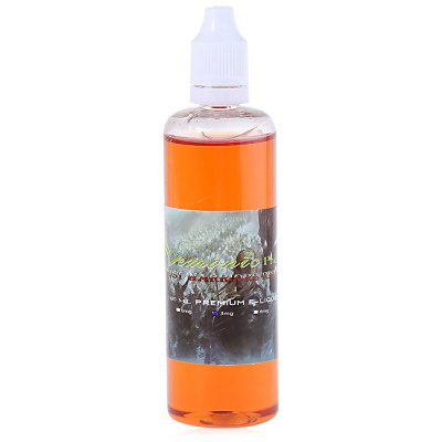 LEMONIC Plus Ghost Warriors Rising Pineapple Mango Berry Flavor E-liquid