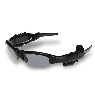 Excelvan BT200 Bluetooth Music Sunglasses Stereo Headphone