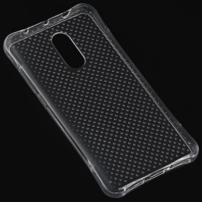 TPU Soft Protective Back Case for Xiaomi Redmi Note 4