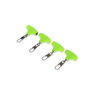 New Arrival Rock Fishing Float Connector Fishing Float T Swivels - Green