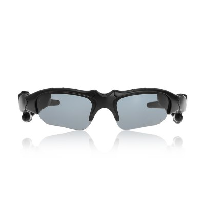 Excelvan BT200 Bluetooth Music Sunglasses Stereo HeadphoneOther Eyewear<br>Excelvan BT200 Bluetooth Music Sunglasses Stereo Headphone<br><br>Brand: EXCELVAN<br>Frame Color: Black<br>Lens height: 4cm<br>Lens material: PC<br>Lens width: 6.8cm<br>Model Number: BT200<br>Nose bridge width: 1.5cm<br>Package Contents: 1 x Excelvan BT200 Sunglasses, 1 x USB Cable, 1 x Box, 1 x Cleaning Cloth, 1 x English User Manual<br>Package Dimension: 19.00 x 8.50 x 7.00 cm / 7.48 x 3.35 x 2.76 inches<br>Package weight: 0.1900 kg<br>Product Dimension: 17.00 x 8.00 x 7.00 cm / 6.69 x 3.15 x 2.76 inches<br>Product weight: 0.0500 kg