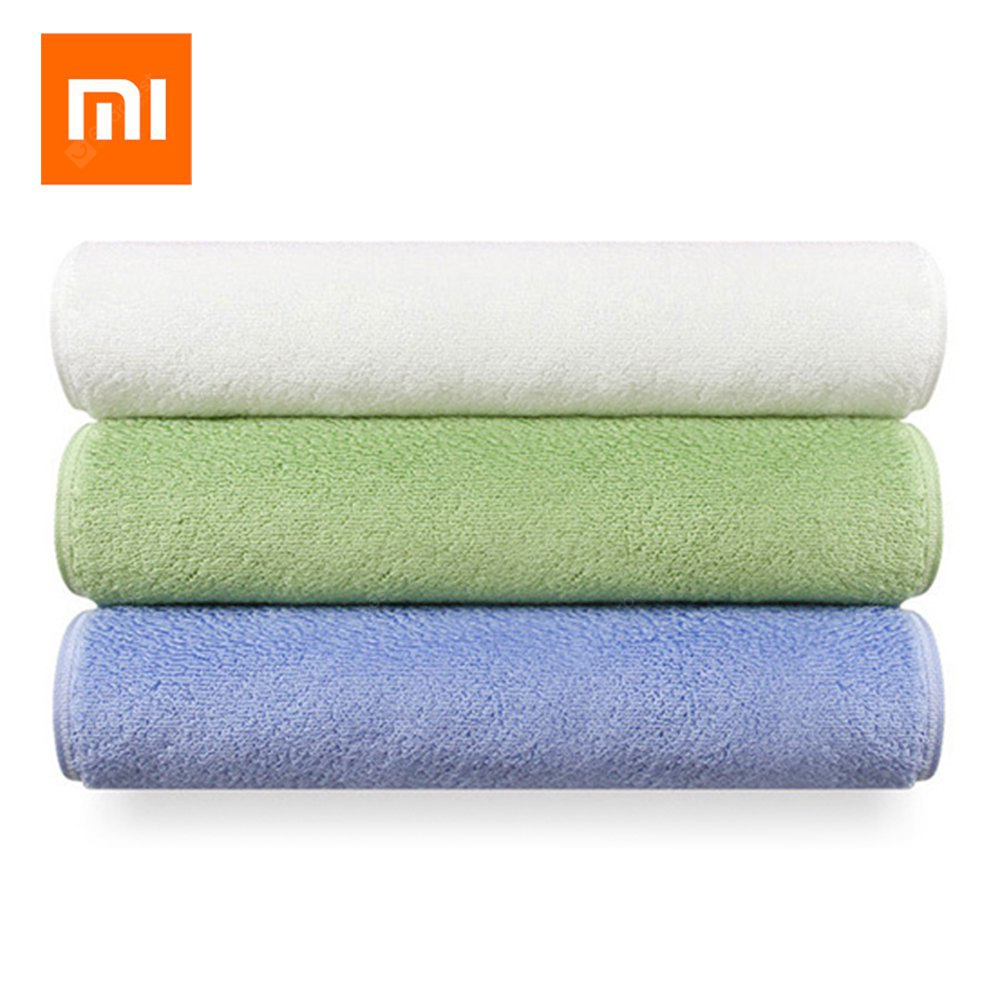 Special price for Xiaomi ZSH.COM Towel Youth Series  -  BLUE
