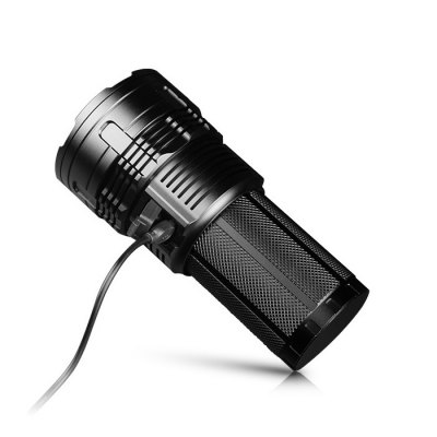 IMALENT DT35 8500 Lumens High Power LED FlashlightLED Flashlights<br>IMALENT DT35 8500 Lumens High Power LED Flashlight<br><br>Battery Included or Not: Yes<br>Battery Quantity: 4<br>Battery Type: 18650<br>Beam Distance: 901-1000m<br>Body Material: Aluminium Alloy<br>Brand: Imalent<br>Emitters: Cree XHP35 HI<br>Emitters Quantity: 4<br>Feature: Waterproof, Reverse Polarity Protection, Rechargeable, Overheating Protection, OLED Screen, Constant Current Circuit<br>Flashlight Processing Technology: Aerospace Grade Aluminum Body with Anti Scratching Type III Hard Anodization<br>Flashlight size: Mid size<br>Flashlight Type: Tactical<br>Function: Household Use, Walking, Self-defense, Seeking Survival, Search, Rescue, Night Riding, Hiking, Camping, EDC<br>Impact Resistance: 1.5M<br>LED Lifespan: 50000h<br>Lens: Toughened Ultra-clear Glass Lens with Anti-reflective Coating<br>Light color: White light<br>Light Modes: High,Location beacon,Low,Mid,SOS,Strobe,Turbo<br>Lumens Range: &gt;4000 Lumens<br>Luminous Flux: 8500LM<br>Luminous Intensity: 258000cd<br>Max.: 60h<br>Mode Memory: Yes<br>Model: DT35<br>Package Contents: 1 x IMALENT DT35 LED Flashlight, 1 x Holster, 1 x USB Cable, 2 x O-ring, 1 x English Manual, 4 x 3000mAh 18650 Battery<br>Package size (L x W x H): 22.00 x 15.00 x 11.00 cm / 8.66 x 5.91 x 4.33 inches<br>Package weight: 0.9300 kg<br>Product size (L x W x H): 14.60 x 7.00 x 7.00 cm / 5.75 x 2.76 x 2.76 inches<br>Product weight: 0.4250 kg<br>Rechargeable: Yes<br>Switch Location: Side Switch<br>Waterproof Standard: IPX-8 Standard Waterproof (Underwater 2m)<br>Working Voltage: 3.7V