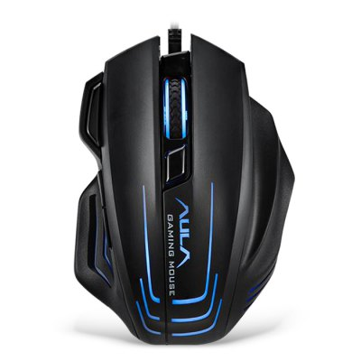 AULA Wired Optical USB Gaming Mouse