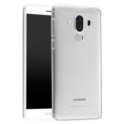Luanke Case for HUAWEI Mate 9Cases &amp; Leather<br>Luanke Case for HUAWEI Mate 9<br><br>Brand: Luanke<br>Compatible Model: Mate 9<br>Features: Anti-knock, Back Cover<br>Mainly Compatible with: HUAWEI<br>Material: TPU<br>Package Contents: 1 x Phone Case<br>Package size (L x W x H): 21.00 x 13.00 x 2.00 cm / 8.27 x 5.12 x 0.79 inches<br>Package weight: 0.0390 kg<br>Product Size(L x W x H): 15.80 x 8.00 x 0.90 cm / 6.22 x 3.15 x 0.35 inches<br>Product weight: 0.0140 kg<br>Style: Transparent