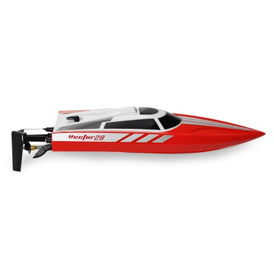 Volantex V795 - 1 2.4GHz RC Racing Boat - RTRRC Boats<br>Volantex V795 - 1 2.4GHz RC Racing Boat - RTR<br><br>Boat/Ship Power: Built-in rechargeable battery<br>Brand: Volantex<br>Channel: 2-Channels<br>Charging Time: About 2 hours<br>Detailed Control Distance: About 100m<br>Features: Radio Control<br>Material: ABS, Electronic Components, Plastic<br>Package Contents: 1 x RC Boat, 1 x Transmitter, 1 x Wrench, 1 x Spare Tail Rotor, 1 x Magic Tape<br>Package size (L x W x H): 32.00 x 26.00 x 11.00 cm / 12.6 x 10.24 x 4.33 inches<br>Package weight: 0.9400 kg<br>Playing Time: 9~10mins<br>Product size (L x W x H): 27.70 x 7.25 x 9.00 cm / 10.91 x 2.85 x 3.54 inches<br>Product weight: 0.8000 kg<br>Remote Control: 2.4GHz Wireless Remote Control<br>Transmitter Power: 4 x 1.5V AA battery (not included)<br>Type: RC Boats