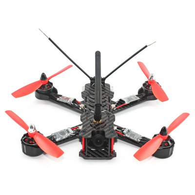 ASUAV RS220 220mm FPV Racing Drone - RTFBrushless FPV Racer<br>ASUAV RS220 220mm FPV Racing Drone - RTF<br><br>Battery (mAh): 1500mAh<br>Battery Coulomb: 25C<br>Battery Voltage: 3S<br>Brand: ASUAV<br>Channel: 6-Channels<br>Charging Time.: 60 minutes<br>Continuous Current: 20A<br>CW / CCW: CCW,CW<br>Detailed Control Distance: About 1000m<br>Firmware: BLHeli<br>Flight Controller Type: F3<br>Flying Time: About 10mins<br>Input Voltage: 2 - 4S<br>KV: 2300<br>Mode: Mode 2 (Left Hand Throttle)<br>Model: 2250R<br>Model Power: Rechargeable Battery<br>Motor Type: Brushless Motor<br>Package Contents: 1 x RC Drone ( with Receiver ), 1 x FLYSKY FS - i6 Transmitter, 1 x 11.1V 1500mAh 25C LiPo Battery, 1 x Balance Charger, 1 x Power Adapter, 1 x Antenna, 8 x Propeller, 1 x Pack of Accessories, 1 x Eng<br>Package size (L x W x H): 26.00 x 24.00 x 13.00 cm / 10.24 x 9.45 x 5.12 inches<br>Package weight: 1.5700 kg<br>Product size (L x W x H): 20.00 x 16.50 x 4.20 cm / 7.87 x 6.5 x 1.65 inches<br>Product weight: 0.3500 kg<br>Remote Control: 2.4GHz Wireless Radio Control<br>Transmitter Power: 4 x 1.5V AA (not included)<br>Type: Frame Kit<br>Version: RTF<br>Video Resolution: 700TVL ( horizontal resolution )<br>Video Standards: PAL