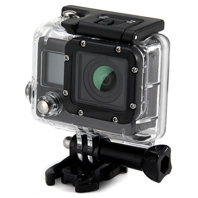 F42 WiFi 1080P FHD Sports DVR 30M Diving Waterproof Action Camera