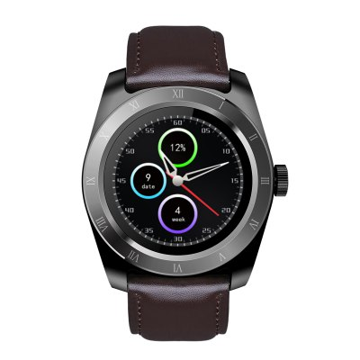 Zeblaze Classic Heart Rate Monitor Smartwatch for iOS