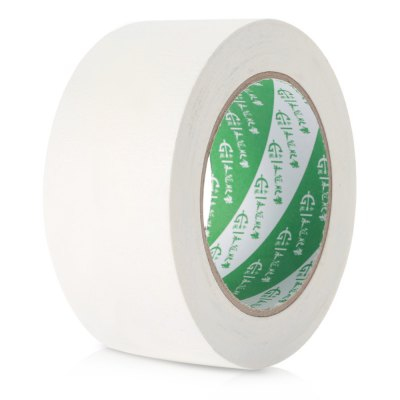5cm x 50m Hot Bed Textured Paper Adhesive Tape