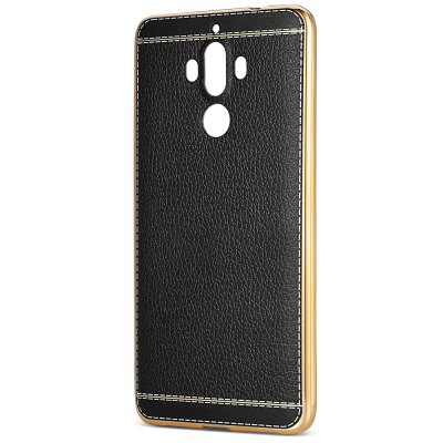 Luanke Pretended Leather CaseCases &amp; Leather<br>Luanke Pretended Leather Case<br><br>Brand: Luanke<br>Color: Black,Brown,Coffee<br>Compatible Model: Mate 9<br>Features: Anti-knock, Back Cover<br>Mainly Compatible with: HUAWEI<br>Material: TPU<br>Package Contents: 1 x Phone Case<br>Package size (L x W x H): 21.00 x 13.00 x 2.00 cm / 8.27 x 5.12 x 0.79 inches<br>Package weight: 0.0440 kg<br>Product Size(L x W x H): 15.80 x 8.00 x 0.90 cm / 6.22 x 3.15 x 0.35 inches<br>Product weight: 0.0180 kg<br>Style: Pattern, Cool, Modern