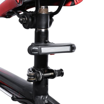 LEADBIKE Bike Tail LightBike Lights<br>LEADBIKE Bike Tail Light<br><br>Brand: LEADBIKE<br>Features: Superbright, Easy to Install<br>LED Quantity: 30pcs<br>Luminance: 60LM<br>Package Contents: 1 x LEADBIKE Bicycle Tail Light, 1 x Bracket, 1 x USB Cable<br>Package Dimension: 18.00 x 7.50 x 5.00 cm / 7.09 x 2.95 x 1.97 inches<br>Package weight: 0.0840 kg<br>Placement: Saddle Tube<br>Power Supply: USB<br>Product Dimension: 8.50 x 2.00 x 3.00 cm / 3.35 x 0.79 x 1.18 inches<br>Product weight: 0.0390 kg<br>Suitable for: Electric Bicycle, Mountain Bicycle, Road Bike<br>Type: Tail Light