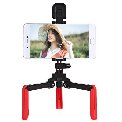 LIMONADA T2 Phone / Tablet / Camera Mount HolderTablet Accessories<br>LIMONADA T2 Phone / Tablet / Camera Mount Holder<br><br>Accessory type: Mount Holder<br>Brand: LIMONADA<br>For: Mobile phone, Tablet PC<br>Package Contents: 1 x Holder, 1 x Metal Plate<br>Package size (L x W x H): 17.50 x 11.00 x 4.00 cm / 6.89 x 4.33 x 1.57 inches<br>Package weight: 0.1570 kg<br>Product size (L x W x H): 11.80 x 5.10 x 2.00 cm / 4.65 x 2.01 x 0.79 inches<br>Product weight: 0.0860 kg