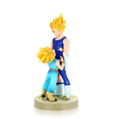 Collectible Animation Figurine Set Model