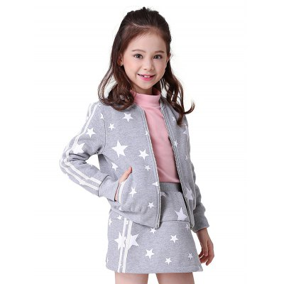 Liancaiyi Girls Dress Jacket Set (liancaiyi) Portland товары вещи