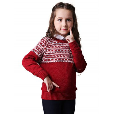 Liancaiyi Lovely Girls Sweater (liancaiyi) Salt Lake City товары новое