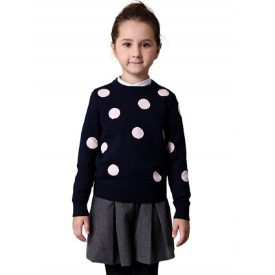 Liancaiyi Girls Polka Dot Sweater (liancaiyi) Modesto Продаю по объявлению