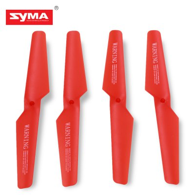4Pcs Blades / Propellers for SYMA X5C / X5SC / X5SW RC Qaudcopters