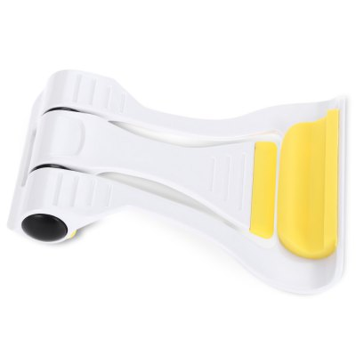 Tablet Stand Phone Bracket Rotatable Adjustment HolderiPad Mounts &amp; Holders<br>Tablet Stand Phone Bracket Rotatable Adjustment Holder<br><br>Color: White<br>Features: Adjustable Stand, Rotatable<br>Material: PC, Silicone<br>Package Contents: 1 x Bracket Stand, 1 x English Manual<br>Package size (L x W x H): 17.00 x 11.00 x 3.50 cm / 6.69 x 4.33 x 1.38 inches<br>Package weight: 0.1040 kg<br>Product size (L x W x H): 13.40 x 10.00 x 2.50 cm / 5.28 x 3.94 x 0.98 inches<br>Product weight: 0.0650 kg<br>Type: Desktop