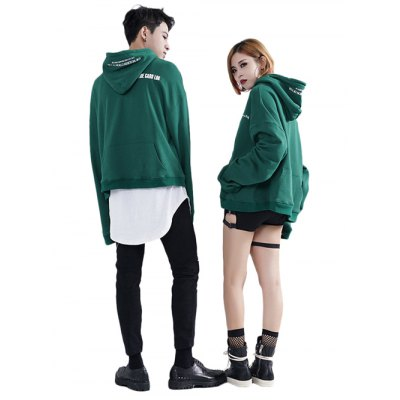 Double Sided Couple Hoodies