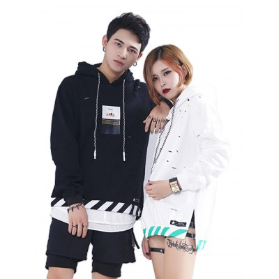 Vernal Ripped Couple Hoodies